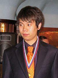 Wang Hao, Chinas Nummer eins (Foto: Wikipedia)