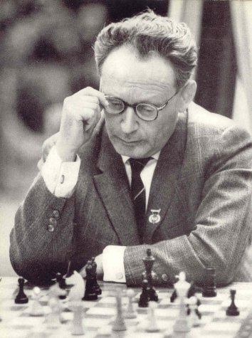 Mikhail Botvinnik: Schacholympiade Leipzig 1960