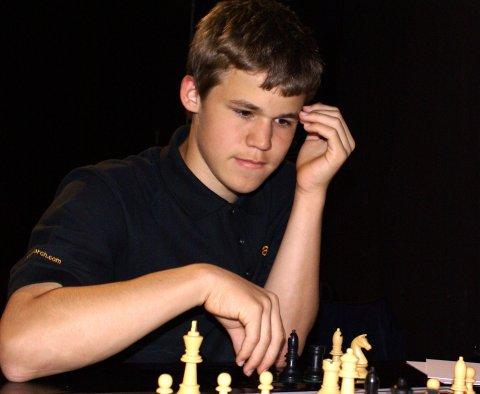 Magnus Carlsen 2007