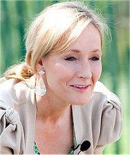 J. K. Rowling (Foto: Daniel Ogren, Wikipedia-Beitrag über J. K. Rowling)