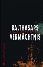 cover balthasars vermächtnis