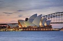 Sydney Opera House (Foto: Wikipedia)
