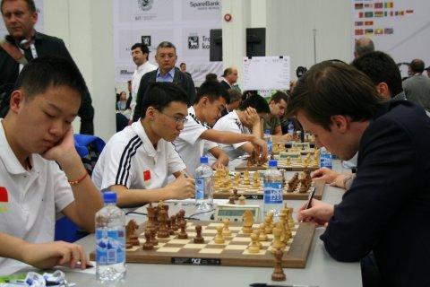 weiyi and Team
